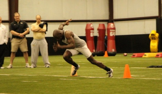 Football: Pro Day for UCF Knights