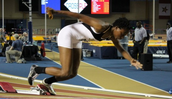 Aurieyall Scott: Track Athlete of the Year