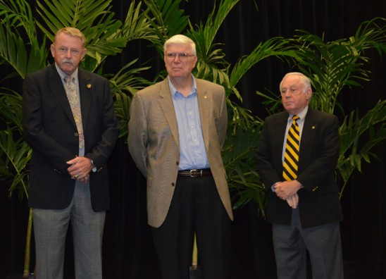 Founders' Day: Faculty Honored for Excellence