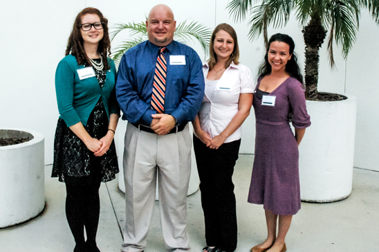 UCF Wins at Statewide Graduate Symposium