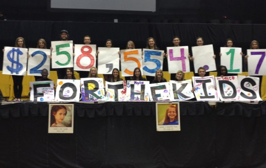 Knight-Thon Raises $258,554 for Children's Miracle Network