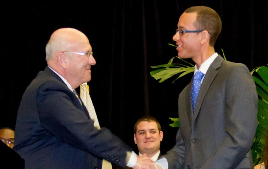 UCF Student Named Newman Civic Fellow
