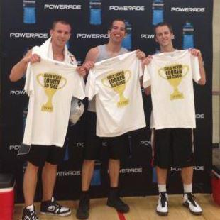UCF Intramural Team Competes in National 3-on-3 Basketball Tournament
