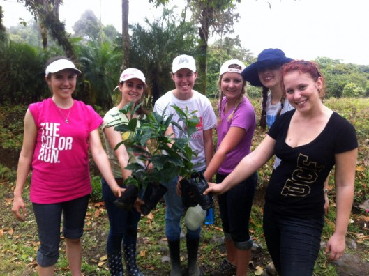 Students Volunteer Their Time to Serve Others