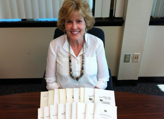 Morgan Coordinates Her 19th Founders' Day Before Retirement
