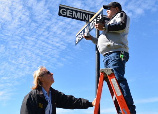 New Addresses, Street Names for UCF Main Campus