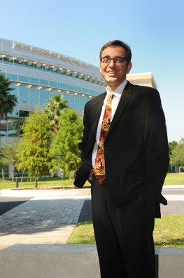 Engineering and Computer Science Dean Named