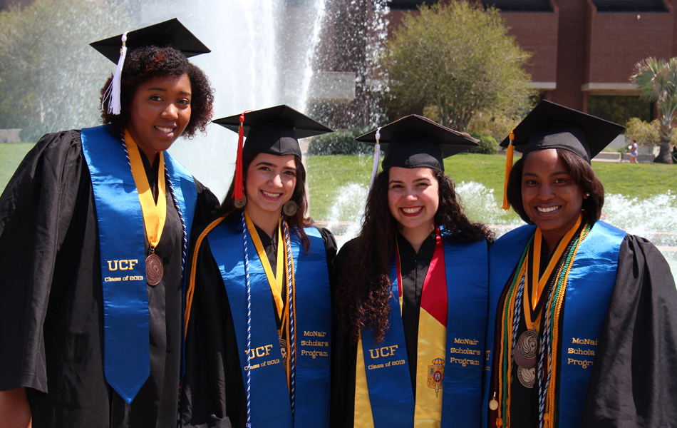 Mcnair Scholars Program Reaches 10 Year Milestone