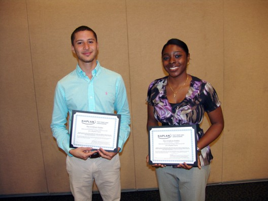 Students Honored at Scholarship Awards Luncheon