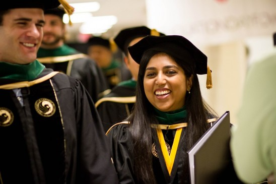 UCF's Gamble Pays Off, First Class of Physicians Graduates