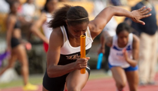 Track: UCF Now No. 7 in Nation