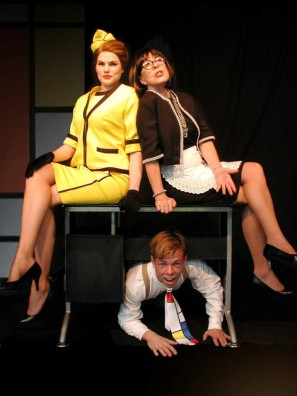 Theatre UCF Students Take Flight in 'Boeing Boeing'