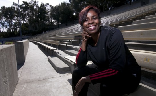 Jeanette Bolden: Gold Medalist and Hall of Famer to Lead Track Knights