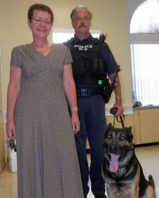 Palm Valley Community Supports K-9 Unit