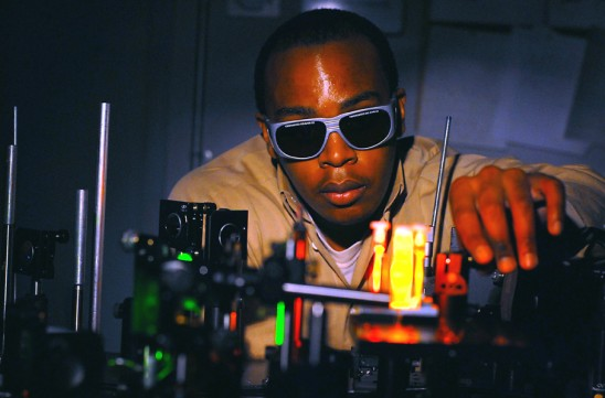 2 UCF Colleges Create State's Only Undergraduate Photonics Degree