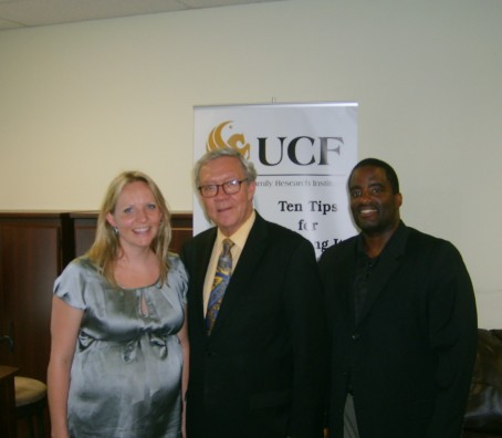 U.S. Assistant Secretary Listens to Fatherhood Success Stories at UCF Institute