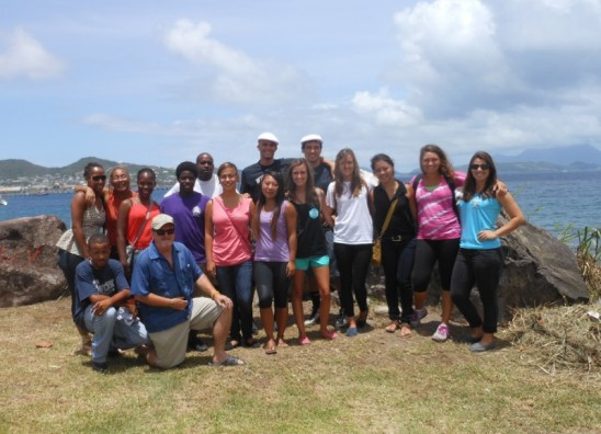 Students Travel to Caribbean for Summer Service-Learning