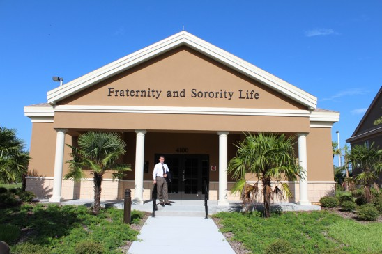 Fraternity and Sorority Life Moves to New Location