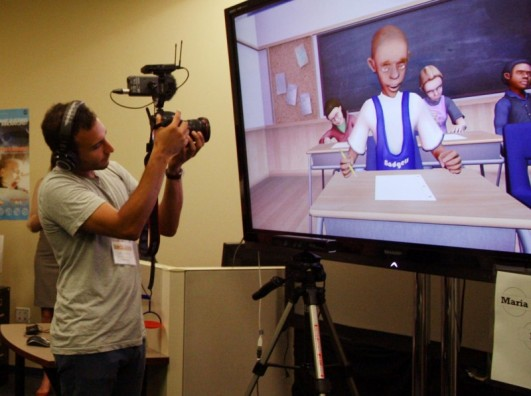 Sesame Street Research Features UCF's TeachLivE Program