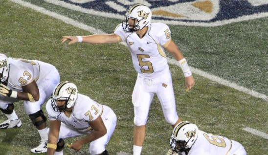Football: National Recognition for QB Bortles