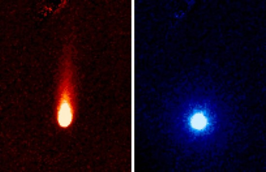 Comet in Deep Freeze Thaws as It Approaches Earth; UCF Plans Viewing