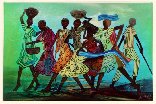 Festive Colors of Caribbean Art to Fill UCF Gallery