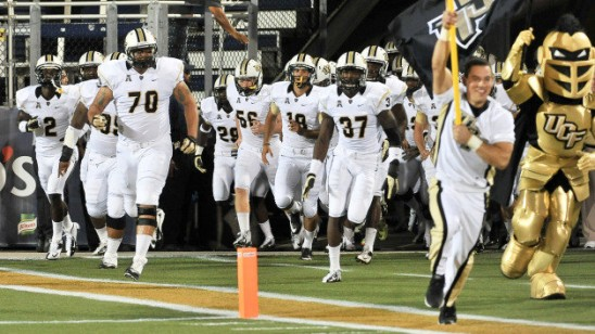 ABC to Air UCF-South Carolina Game Nationally