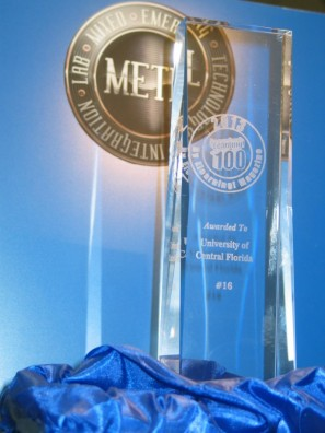 Elearning! 100 Award Goes to METIL Team