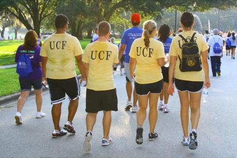 18,000 Expected for First Heart Walk at UCF