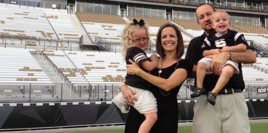 Football: Supporting 'Coach to Cure MD'