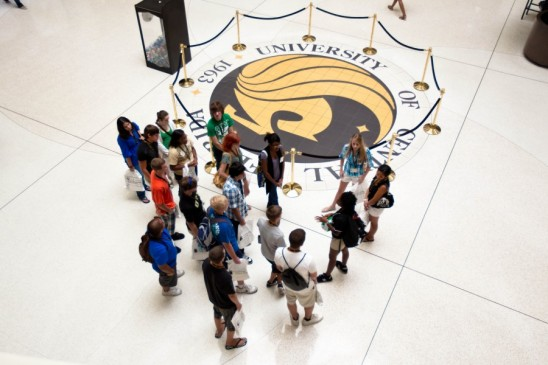 UCF Promises Admission to Florida's Top High Schoolers