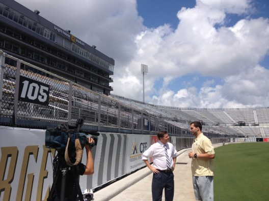 Local Morning Show Goes Live Friday From UCF