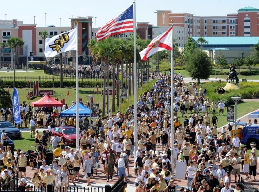 Students, Families Invited to Create UCF Memories This Weekend