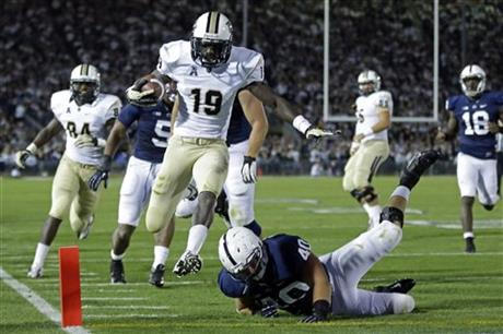 Football: UCF 34, Penn State 31