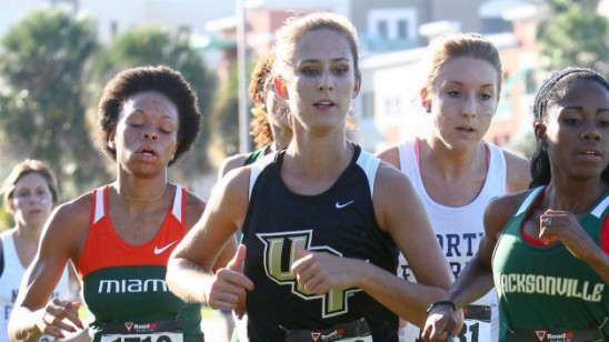 Cross Country: Blaney Breaks School Record
