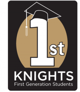 First Knights Helps First-Generation Students