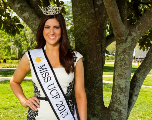 Meet Someone Who Looks Forward to Balancing Her Checkbook – Miss UCF