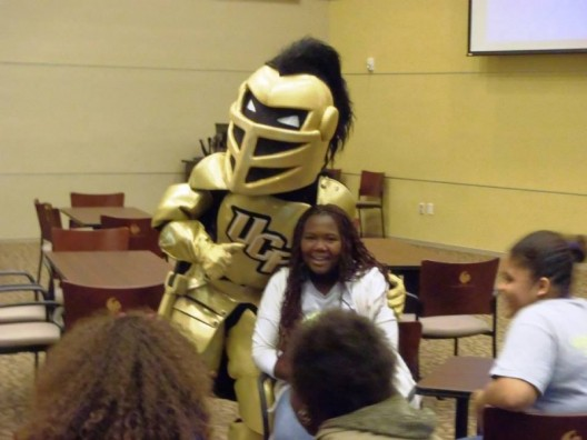 UCF's New Days of Caring Campaign Kicks Off