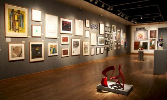 Gallery to Feature Works by Faculty Artists