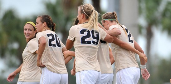 Women's Soccer: 11-0 Run, Conference Lead