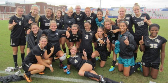 Women's Soccer: 15th Straight Win Earns No. 1 Seed, First-Round Bye