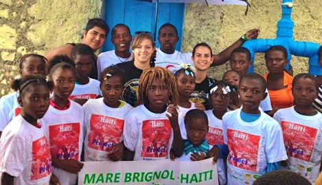 Students Provide Nutrition, Hope in Haiti