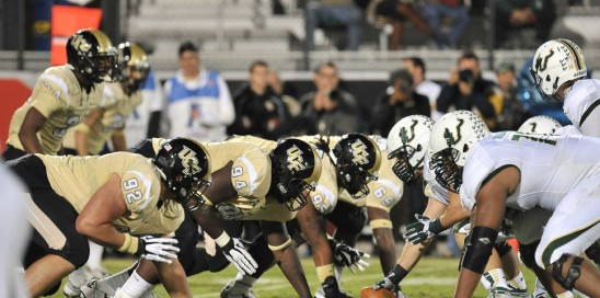 Football: UCF 23, USF 20