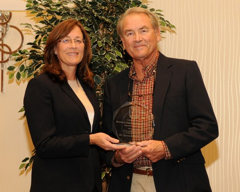 Sea Turtle Expert Honored For Contributions