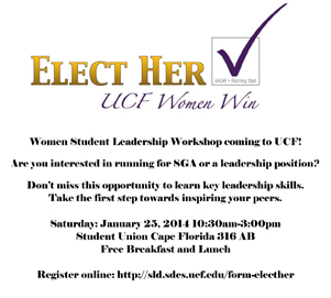 Opportunity for Women Leaders