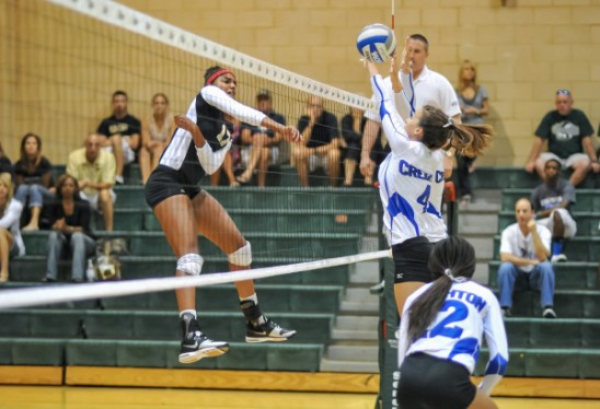 Volleyball: DeLaina Sarden Headlines All-American Team