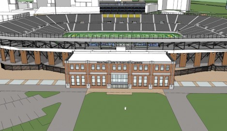New Wayne Densch Center for Student-Athlete Leadership