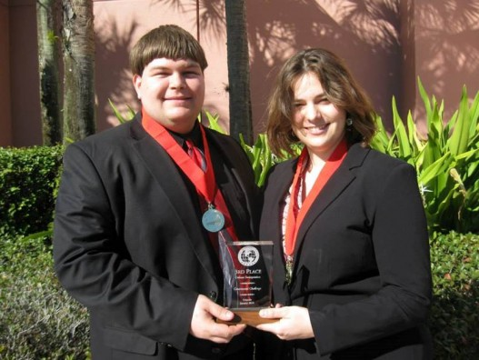 Debate Team Places in National Competition