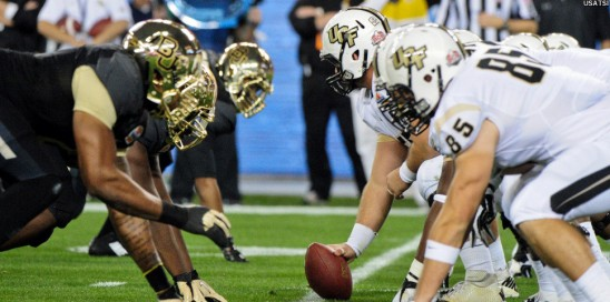 Football: UCF No. 10 in Final AP Poll