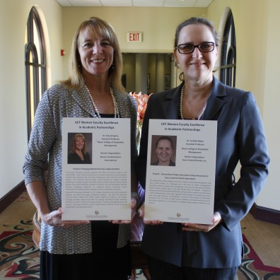 Women Faculty Honored for Excellence in Community Partnerships